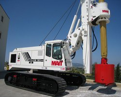 HR 180 Mait Rotary Drilling Rig