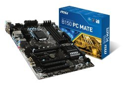 MSI B150 PC MATE Mother Board