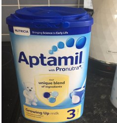 German Aptamil Milk Powder for Home Purpose