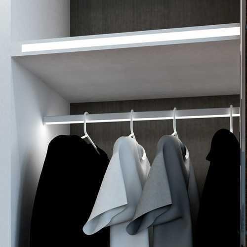 Chrome Led Wardrobe Lights 7 W