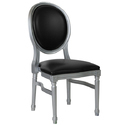Resin Louis Wedding Chair