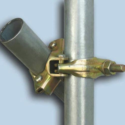 MS Scaffolding Swivel Clamp on Rent, in Pan India