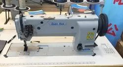 Semi Automatic Sewing Machine