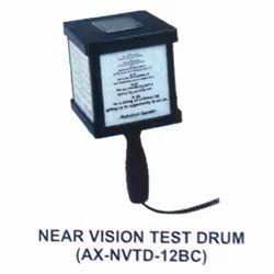 Near Vision Testing Drum