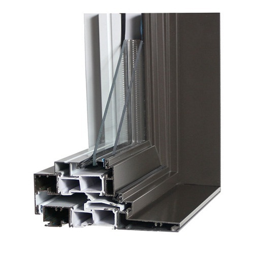Aluminum Architectural Section - View Specifications