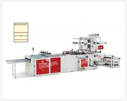 Fully Automatic Side Seal Bag Making Machine