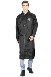 Long Raincoat (Free Size)