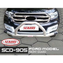 Sekhri Steel Front Bumper Guards for Personal