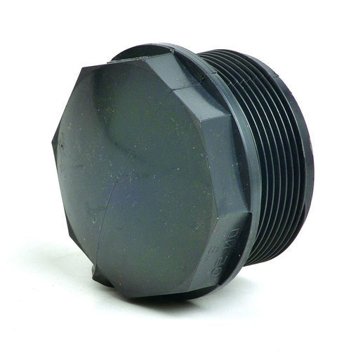 Aquachem UPVC Thread End Cap, Size/diameter: 1 To 2 Inch
