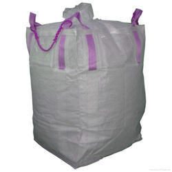 U-panel Plain Bottom FIBC Bags