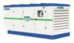 62.5 kVA Kirloskar Silent DG Set