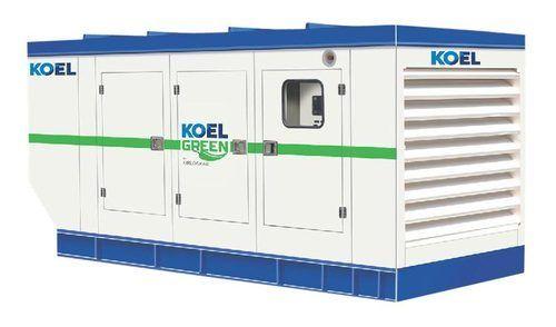 62.5 kva Silent Diesel Generator Set