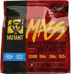 Mutant Mass, Pack Size: 5 Lbs