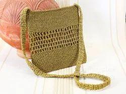 Glamorous Golden Bag