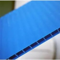 H Line Polypropylene Corrugated Sheets