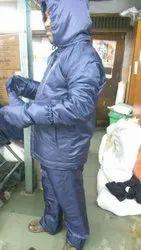 Cryogenic Suit