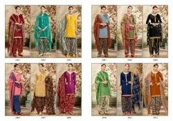 Sweety Cotton Ladies Suits