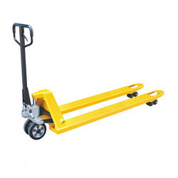 SHUBHAM Hand Operated SEE-1 Hydraulic Hand Pallet Truck, Model Name/Number: Model See 1, Loading Capacity: 2.5 Ton