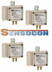 212-D010I-3 Sensocon USA Differential Pressure Transmitter