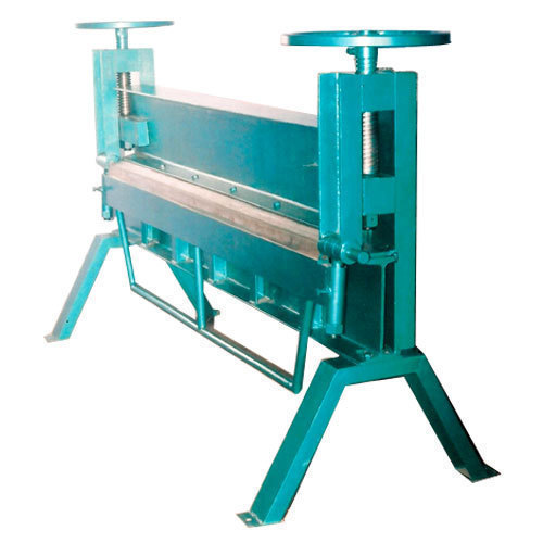 0.5 - 1.5 HP Metal Sheet Bending Machine, Rs 315000 /unit ...