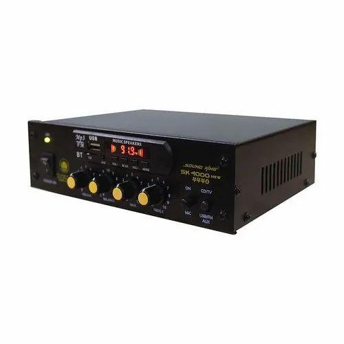 SK 4000-2 Channel Mixer Amplifier