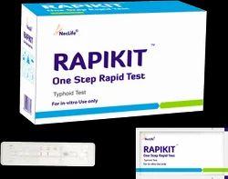 Typhoid Rapid Test Device