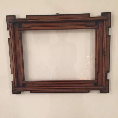 Teak Wooden Frame
