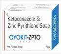 Ketoconazole, Zinc Pyrithione