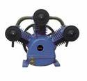 W-0.9/8 Gahl Belt Driven Lubricated Single Stage Air Compressor Pump Head