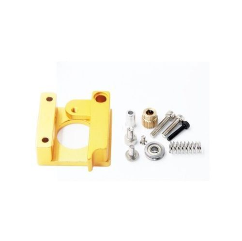 MK8 Single Nozzle Head Extruder Aluminum Block DIY Kit For 3