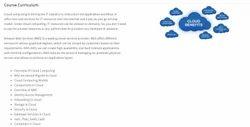 Public Cloud Cloud Computing Course