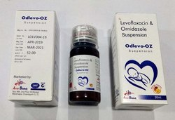 Levofloxacin Ornidazole Suspension For Hospitals, Nursing Homes & Doctors
