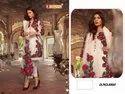 White Unstitch Pakistani Collection