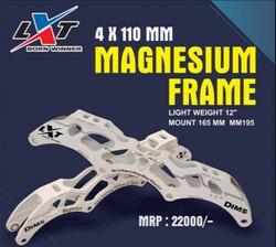4 X 110 mm Magnesium Frame