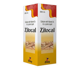 Zitocal Vitamin D3 Syrup
