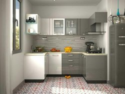 Waterproof & Termite Proof 100/ Modular Kitchen