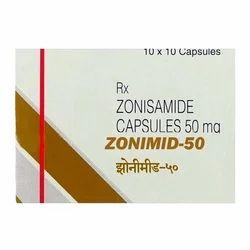 Zonisamide Capsules 50 mg