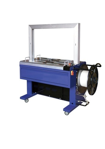 KOSHA SEAL-PACK 3 Phase Fully Automatic Box Strapping Machine, Model Name/Number: KSP - 101A, Capacity: 26 Straps per Minute