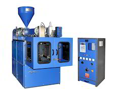 Single Station Plastic Blow Molding Machine