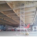 Aluminium Scaffold Tower Ladder
