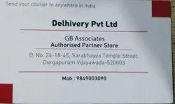 Premium Domestic Courier Service, Vijayawada