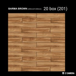 Kajaria/ Somany/ Nitco/ AGL/ Soriso/ Finstone 200X1200 MM / 8 X 48  / Vitrified Wooden Finish Tile
