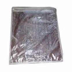 Moti Plastic PVC Zipper Garment Bag for Garments Packaging, Capacity: 80-250 Gm