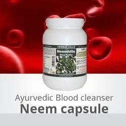 Neem Capsules - 60 Herbal