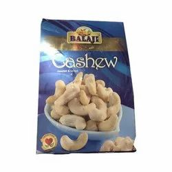 Salty Balaji Roasted and Salted Cashew, Packaging Type: Box