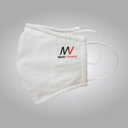 Reusable  Cotton Face Mask Medic Virostat