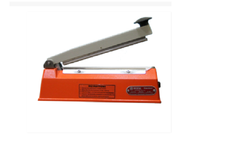 Royal Make Plastic Manual Handy Sealing Machine, Capacity: 500-1000 pouch per hour, Model Name/Number: 200HB