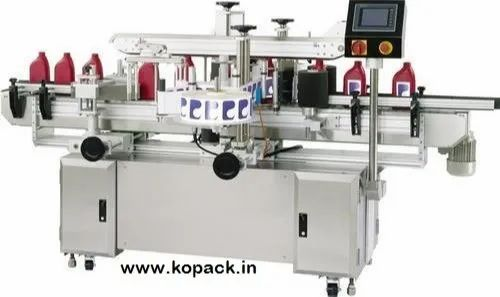 Automatic Sticker Labeling Machine, Capacity: 150, KPLB