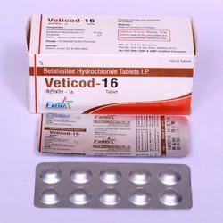 Betahistine HCL 16mg Tablets