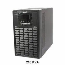 200 kVA Hitachi Online UPS